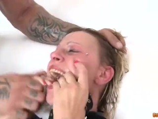 EXTREME BRUTAL FUCK WHORE DESTROYED