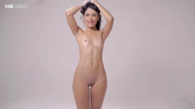 Erotic video with Camila Saint and her perky boobs for you