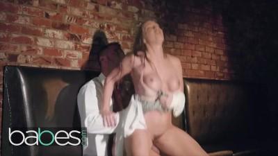 Big tit bad schoolgirl Abigail Mac seduces her big dick professor