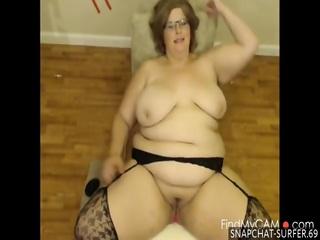 Chubby Masturbate